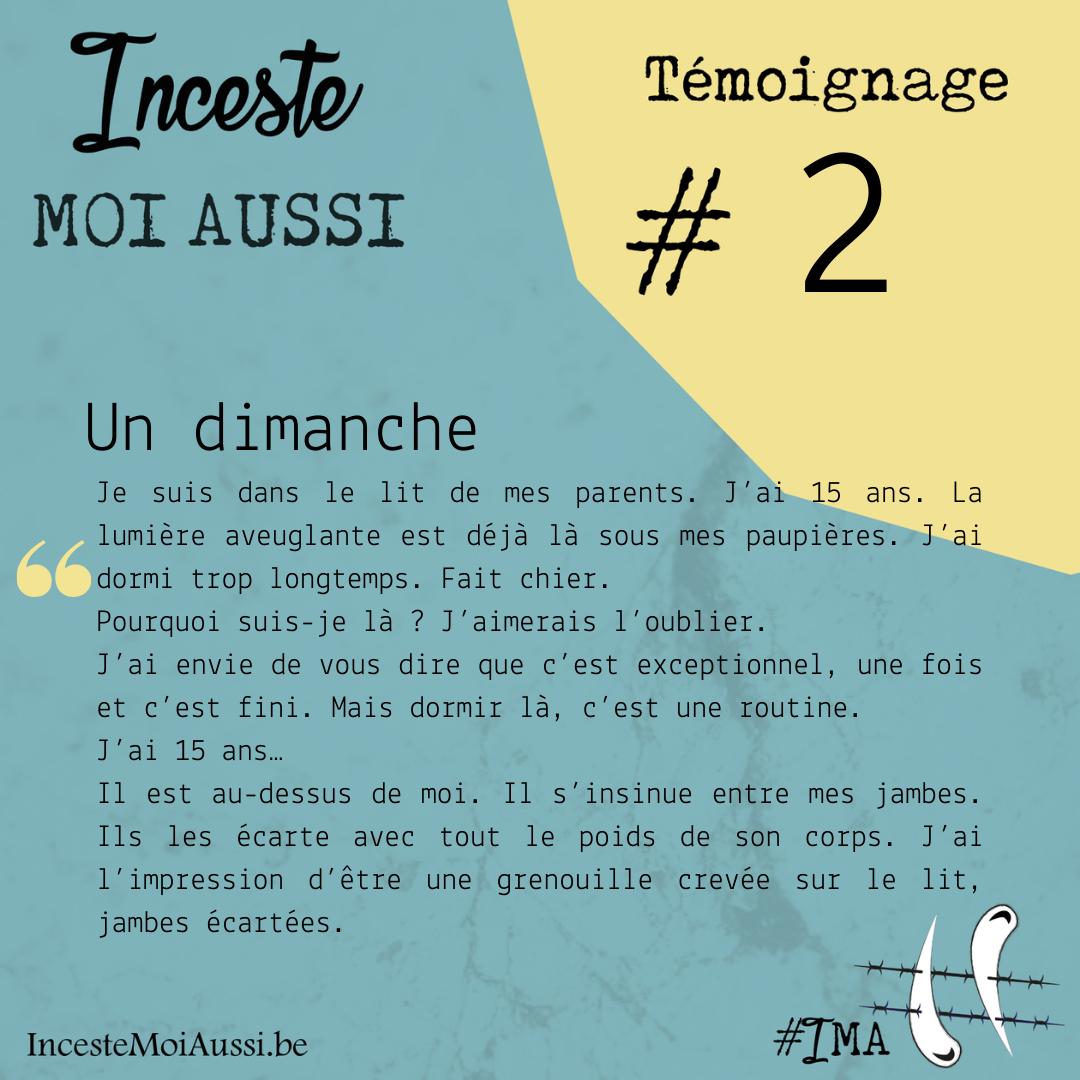Témoignage #2